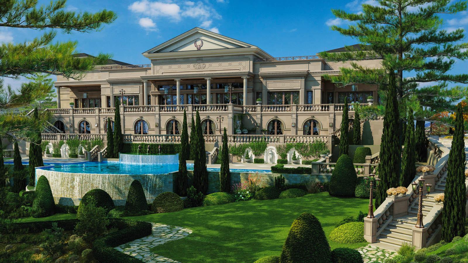 Eagle Mansion